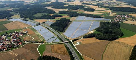 Bundesnetzagentur: Photovoltaik-Parks und -Anlagen melden.