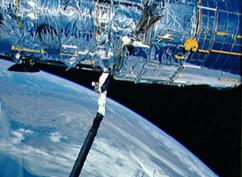 Hubble-Teleskop: Energie durch Dünnschichtmodule