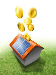 Mit der Photovoltaik bares Geld sparen