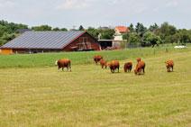 In kleinen Gemeinden sind Photovoltaik Genehmigungen i.d.R. unkompliziert zu erhalten.