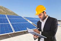 Für die Freilandlandanlage ist eine Photovoltaik-Genehmigung einzuholen.