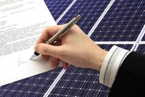 Photovoltaik Genehmigung